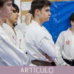 ¿Por qué dejan algunos jóvenes las artes marciales?
