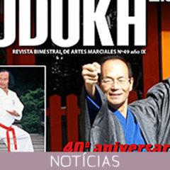 Revista El Budoka 2.0, Nº 49 (Enero y Febrero 19)
