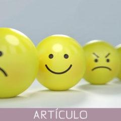 Nuestras emociones no son producidas por lo que pasa