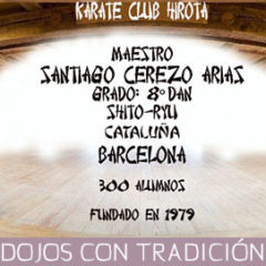 Karate Club Hirota