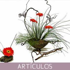 Ikebana, el arte de las flores