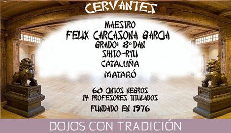 Dojo Cervantes