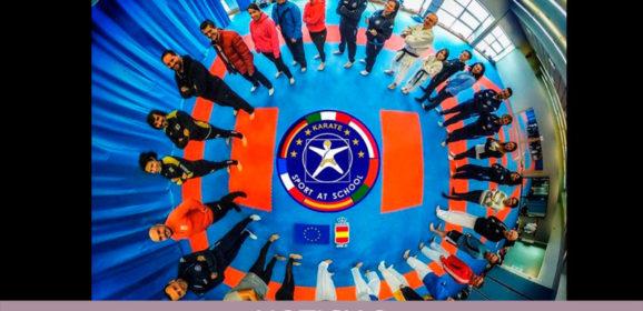 Broche de oro para un gran proyecto: Erasmus+ Karate at school