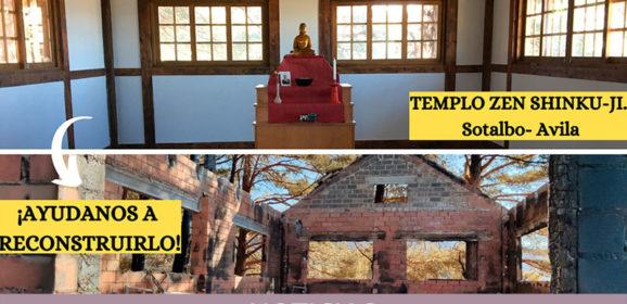 Reconstrucción Templo Zen «SHINKU-JI»